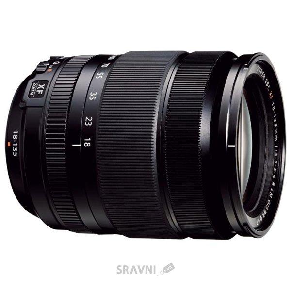 Фото Fujifilm XF 18-135mm f/3.5-5.6 R LM OIS WR