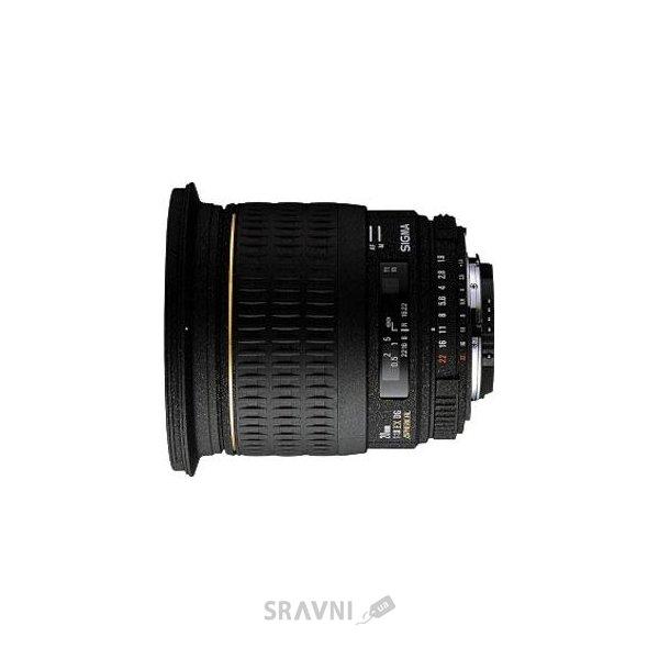 Фото Sigma 20mm F1.8 EX DG ASPHERICAL RF Pentax KA/KAF/KAF2