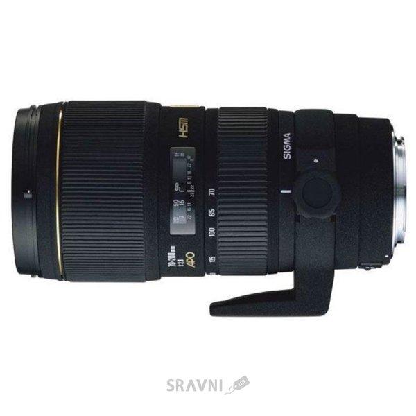 Фото Sigma 70-200 F2.8 EX DG APO Macro HSM Canon EF