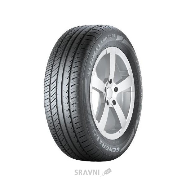 Фото General Tire Altimax Comfort (205/60R15 91H)
