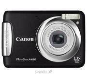 Фото Canon PowerShot A480