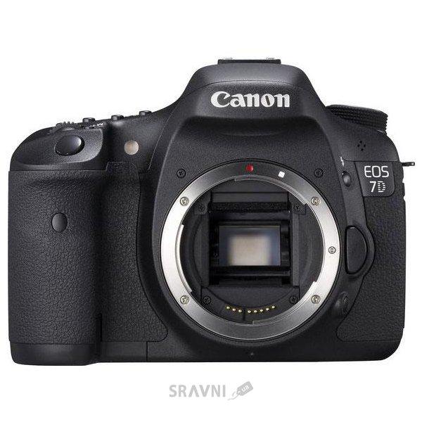 Фото Canon EOS 7D Body