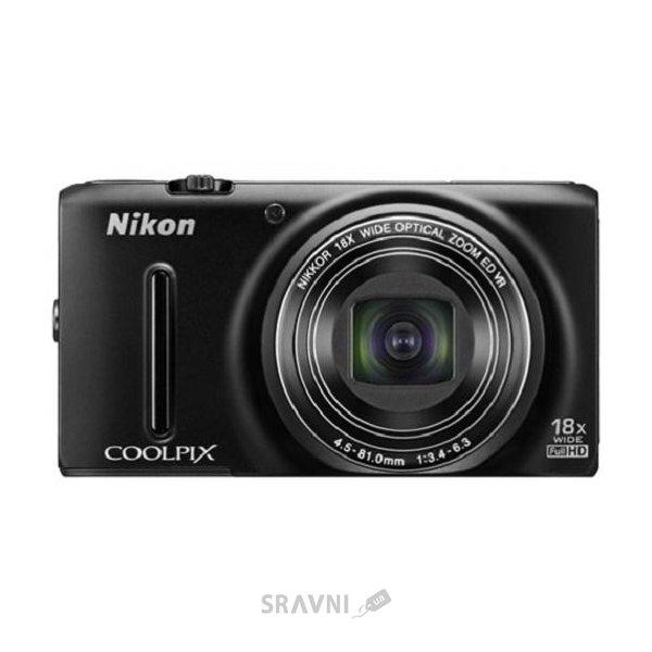 Фото Nikon Coolpix S9400