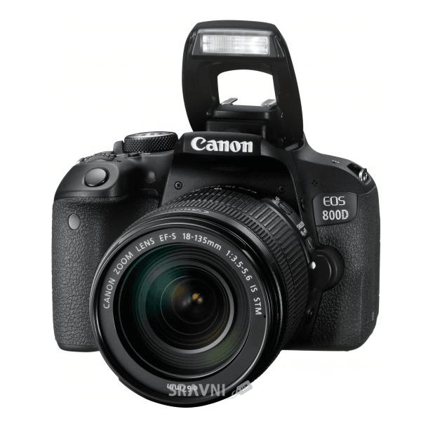 Фото Canon EOS 800D Kit