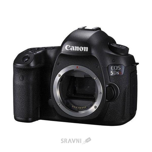 Фото Canon EOS 5DSR Body