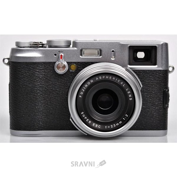 Фото Fujifilm FinePix X100T