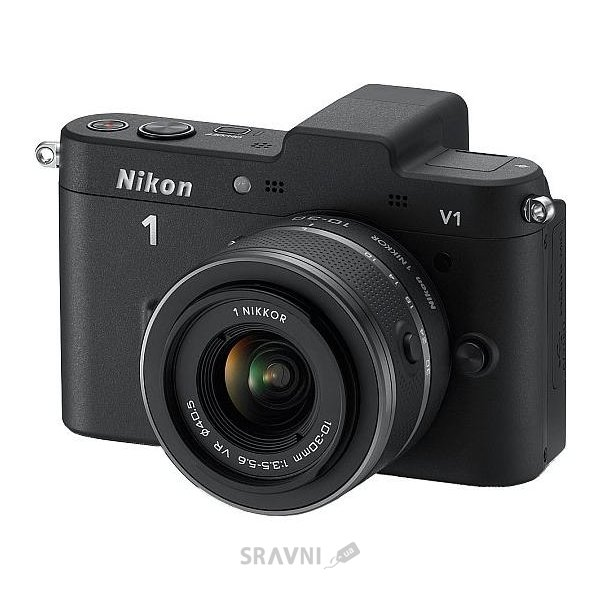 Фото Nikon 1 V1 Kit