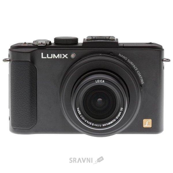 Фото Panasonic Lumix DMC-LX7