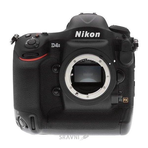 Фото Nikon D4s Body