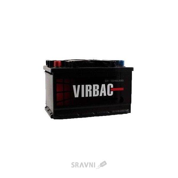 Фото Virbac 6СТ-75 АзЕ Classic
