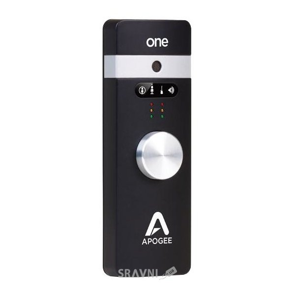 Фото APOGEE One iOS