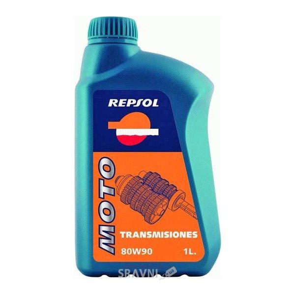 Фото Repsol Moto Transmisiones 80W-90 1л