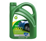 Фото British Petroleum Visco 5000 5W-40 4л