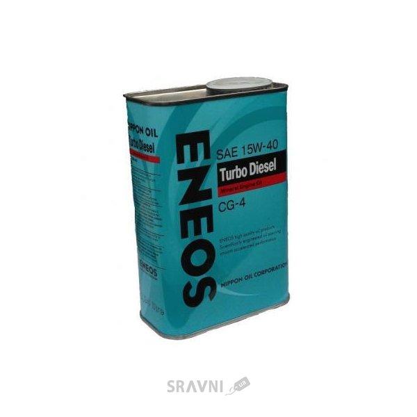 Фото ENEOS Turbo Diesel 15W-40 6л
