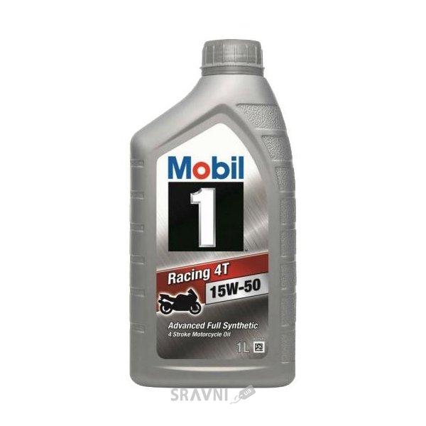 Фото MOBIL 1 Racing 4T 15W-50 1л