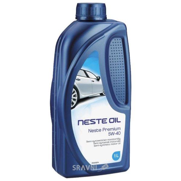 Фото Neste Oil Premium 5W-40 1л