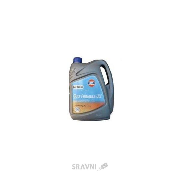 Фото Gulf Oil Formula ULE 5W-30 4л