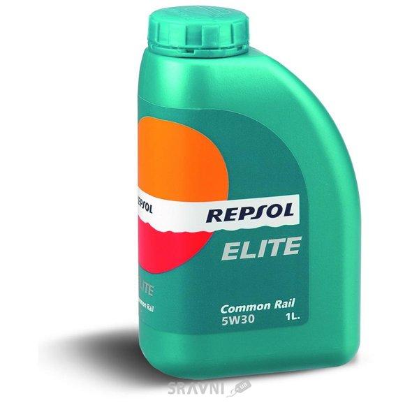 Фото Repsol Elite Common Rail 5w-30 1л
