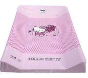 Фото Maltex Hello Kitty с подголовником розовая (9875)
