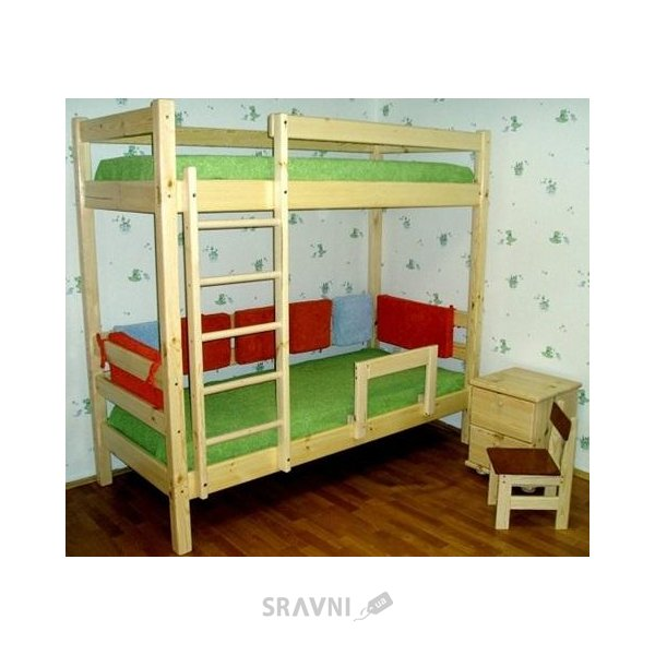Фото Irelle Двухъярусная кровать Ирель-Комфорт