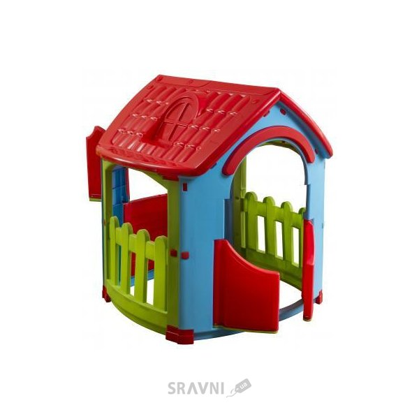 Фото PalPlay Play house w/o work shop kitchen (26686)