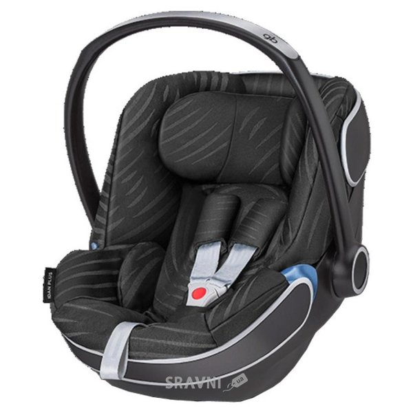 Фото GoodBaby Idan Plus Lux Black-black (616101001)