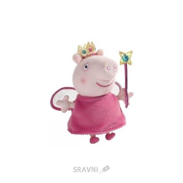 Фото Peppa Pig Пеппа Принцесса с короной 40 см (25101)