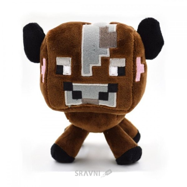 Фото Jazwares Minecraft Baby Cow (16525-16538)
