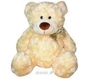 Фото Grand Медведь белый с бантом 40см (4002GM)