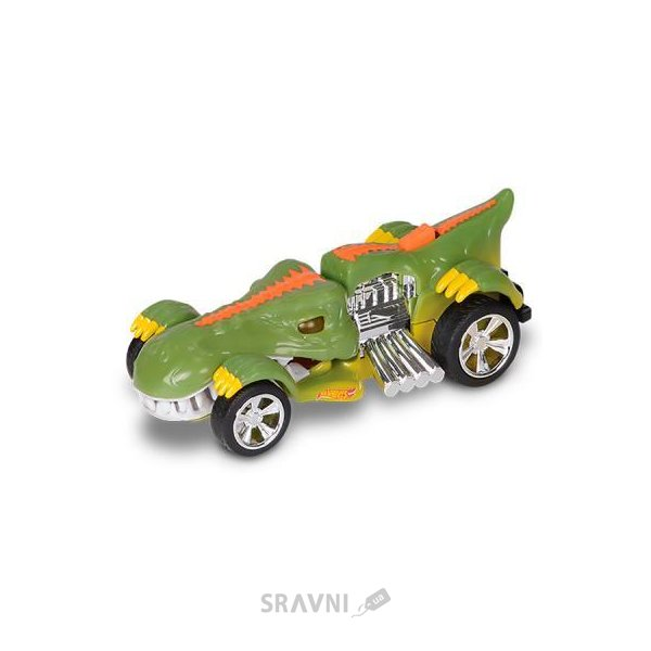 Фото Toy State Hot Wheels Хищник-мобиль Rextroyer (90572)