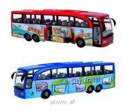 Фото Dickie Toys Туристический автобус Экскурсия городом 2 вида (3745005)