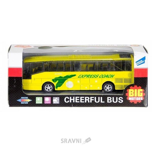 Фото BIG Автобус инерционный (27893-80136L)