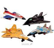 Фото Dickie Toys Военный самолет со звуковыми эффектами (3553006)