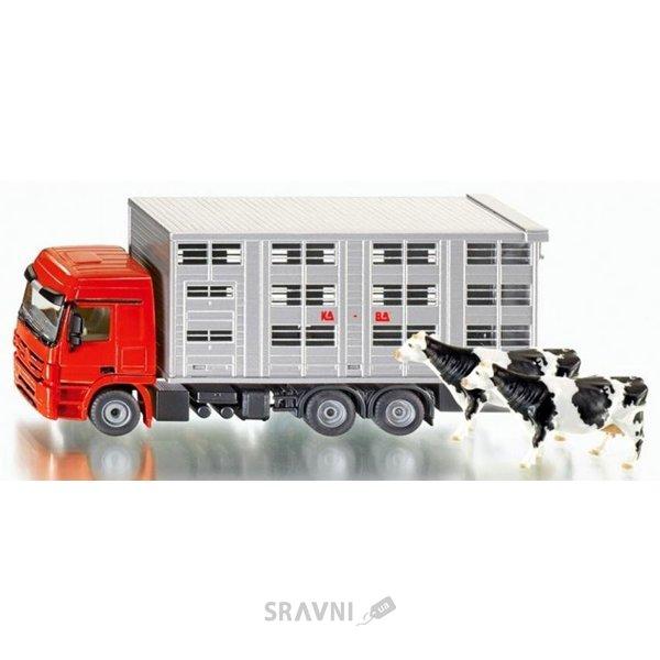 Фото Siku Трейлер для перевозки животных (2713)