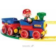 Фото Tolo Toys Поезд Первых Друзей (89905)
