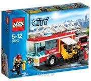 Фото LEGO City 60002 Пожарная машина