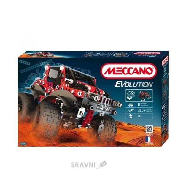 Фото Meccano Evolution 866200 4х4