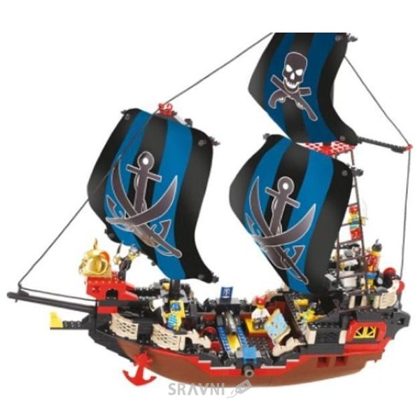 Фото SLUBAN Пиратская серия M38-B0129