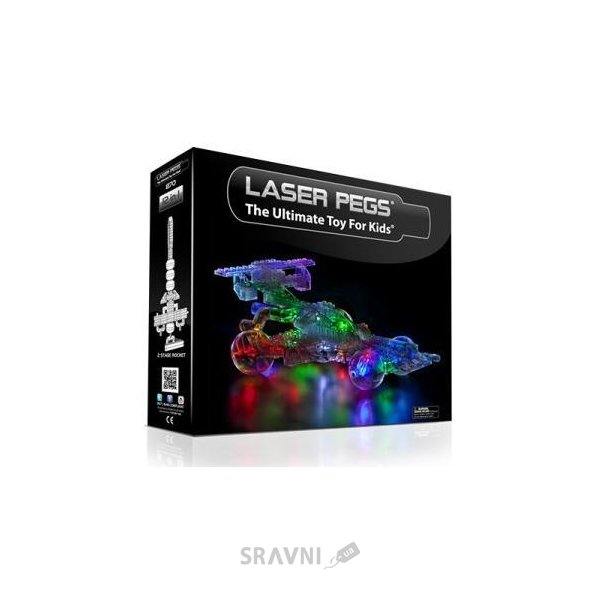 Фото Laser Pegs 870 Автомобиль