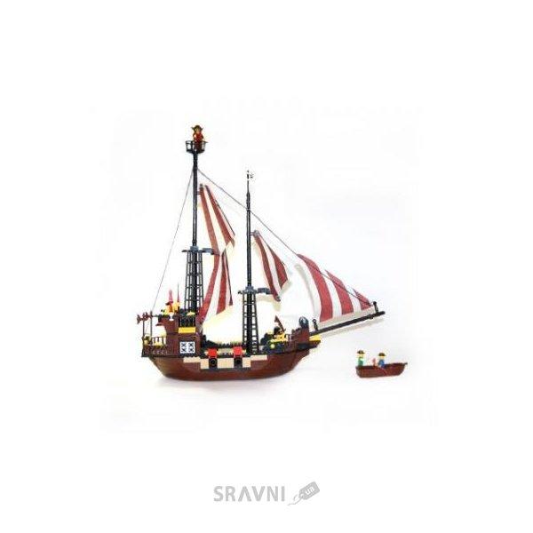 Фото Joy Toy Пираты 3061 555 деталей
