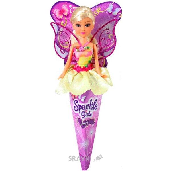 Фото Funville Sparklegirlz Волшебная фея Бриана с розовыми крыльями (FV24110-1)