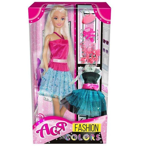 Фото Toys Lab Ася Модные цвета, блондинка в розово-голубом (35074)