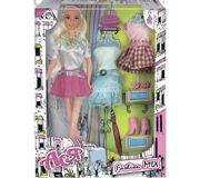 Фото Toys Lab Ася Модный микс, блондинка в юбке (35079)