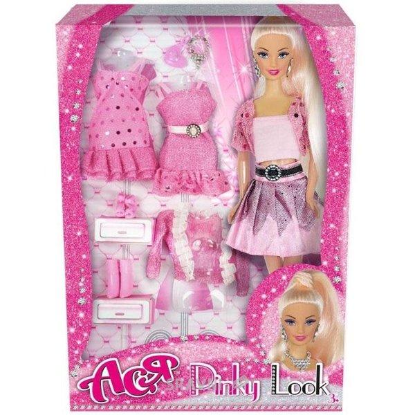 Фото Toys Lab Набор с куклой Ася Розовый стиль (35080)