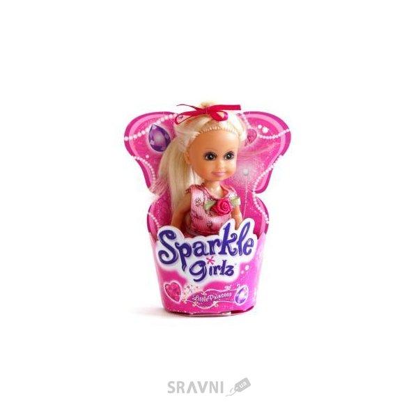 Фото Funville Sparklegirlz Маленькая принцесса (10 см) (FV2400053)