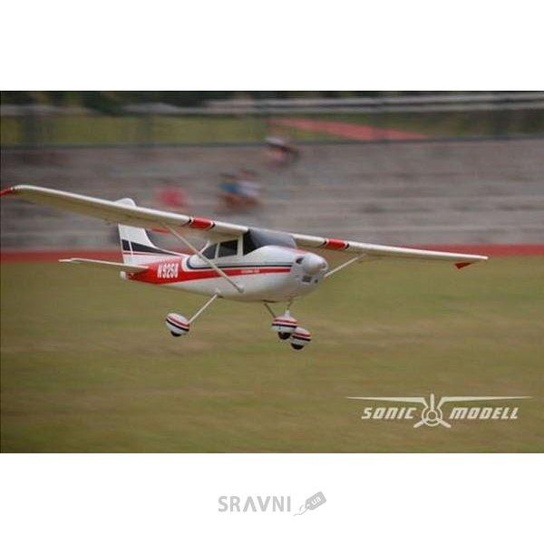 Фото Sonic Modell Cessna 182 500 Class V1 PNP (SONIC-500v1)