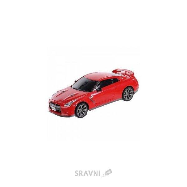 Фото ShenQiWei Nissan GT-R 1:43 red (SQW8004-GTr)