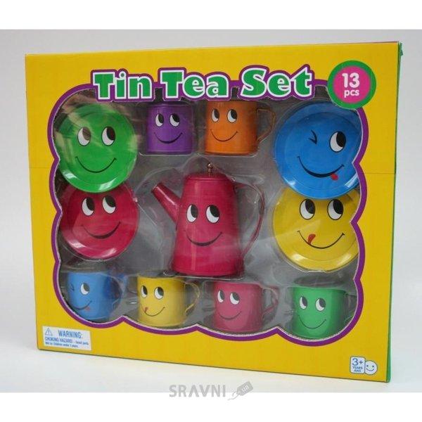 Фото CHAMPION Чайный жестяной набор (CH10716W)