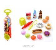 Фото Ecoiffier Набор продуктов Вкусный десерт (952)