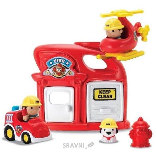 Фото KEENWAY Пожарная станция (32804)